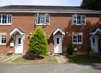 Thumbnail 2 bed terraced house for sale in Hopton Close, Daventry