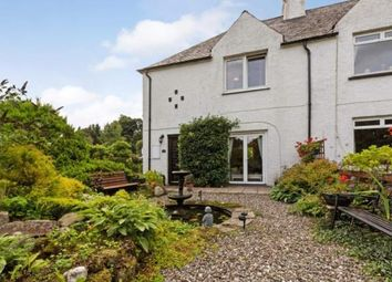 Thumbnail 3 bed semi-detached house for sale in Back Croft, Dunblane, Stirlingshire