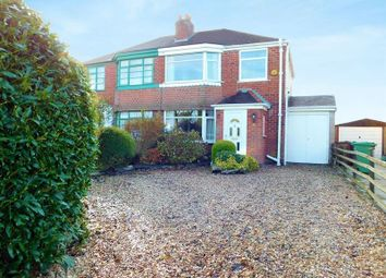 Thumbnail 3 bed semi-detached house for sale in Fonthil Road, Stafford