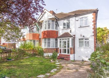 Thumbnail 4 bed semi-detached house for sale in Tolworth Rise North, Surbiton, Surrey