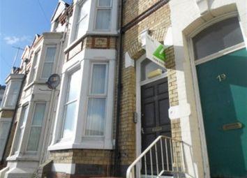 Thumbnail 1 bed flat to rent in Spellow Lane, Walton, Liverpool