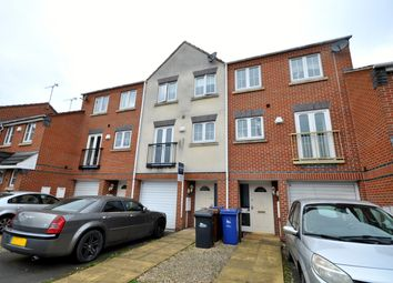 Thumbnail 3 bed town house to rent in Milton Street, Burton-On-Trent
