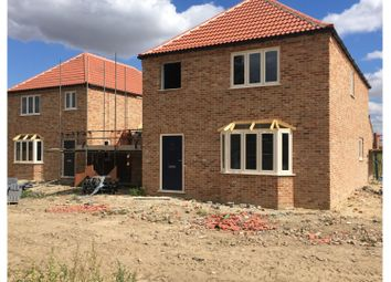 Thumbnail 4 bed link-detached house for sale in Main Road, Three Holes, Wisbech