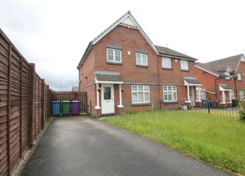 Thumbnail 3 bed semi-detached house to rent in Gleave Crescent, Liverpool