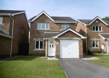 Thumbnail 3 bed detached house for sale in Maes Y Cornel, Rhos, Pontardawe, Swansea.