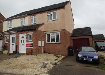 Thumbnail 3 bed semi-detached house for sale in Double View, Cinderford