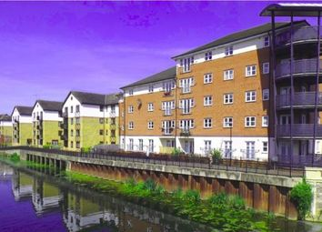 Thumbnail 1 bedroom flat for sale in Riverview House, Viersen Platz, Peterborough, Cambs