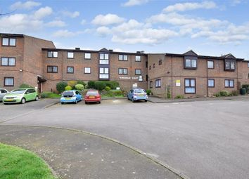 Thumbnail 2 bed flat for sale in Hopewell Drive, Chatham, Kent
