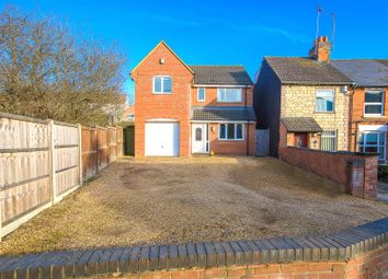Thumbnail 4 bed detached house for sale in Railway View, Kettering