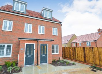 Thumbnail 3 bed property to rent in White Clover Close, Stone Cross