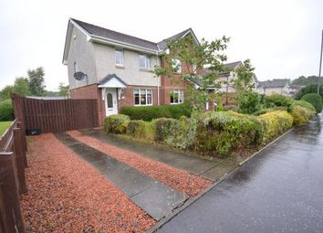 Thumbnail 3 bed semi-detached house for sale in Kennedy Drive, Kilmarnock