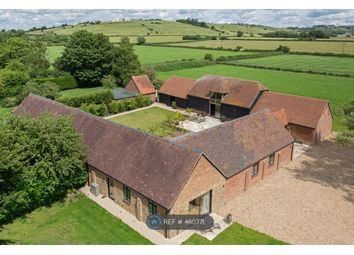 Thumbnail 4 bed detached house to rent in Village Farm Barns, Boarstall, Aylesbury