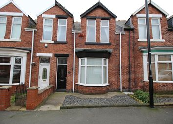 Thumbnail 3 bed terraced house to rent in Cleveland Road, Sunderland