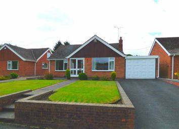 Thumbnail 4 bedroom detached bungalow for sale in Coppice Drive, Wrockwardine Wood, Telford, Shropshire