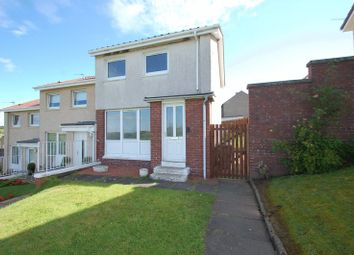 Thumbnail 2 bed terraced house for sale in Lesmahagow Road, Kirkfieldbank, Lanark