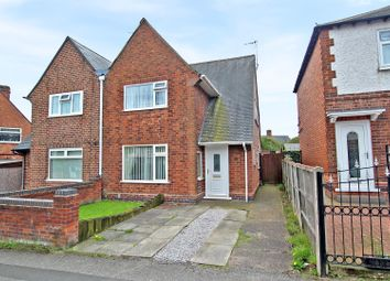 Thumbnail 3 bed semi-detached house for sale in Mellors Road, Arnold, Nottingham