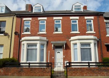 Thumbnail 7 bed terraced house to rent in Prudhoe Terrace, Tynemouth, North Shields