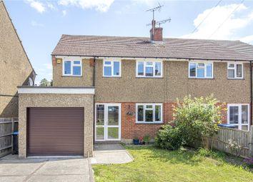 Oak Road, Caterham, Surrey CR3. 4 bed semi-detached house