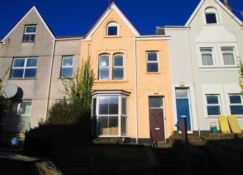 Thumbnail Terraced house for sale in Hanover Street, Swansea, City & County Of Swansea.