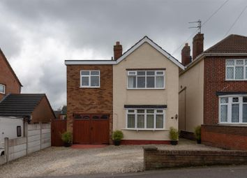 Thumbnail 3 bed detached house for sale in Mount Street, Hednesford, Cannock