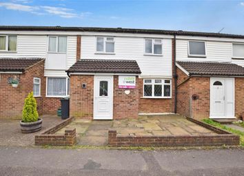 Thumbnail 3 bed terraced house for sale in Kingsley Road, Horley, Surrey