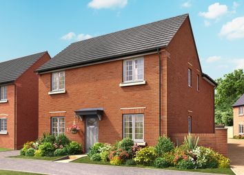 "Thumbnail 4 bed detached house for sale in ""The Deeping"" at Isemill Road, Burton Latimer, Kettering"