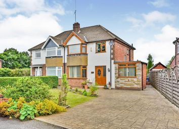 Thumbnail 3 bed semi-detached house for sale in Bolshaw Road, Cheadle Hulme, Cheshire