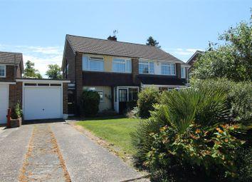 Thumbnail Semi-detached house for sale in The Horseshoe, Leverstock Green, Hemel Hempstead