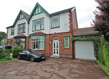 Thumbnail 4 bed semi-detached house for sale in Plains Road, Mapperley, Nottingham