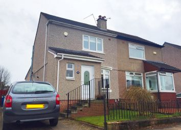 Thumbnail 3 bed semi-detached house for sale in Park Road, Bishopbriggs, Glasgow