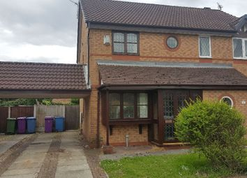 Thumbnail 2 bedroom semi-detached house to rent in Orchard Avenue, Liverpool