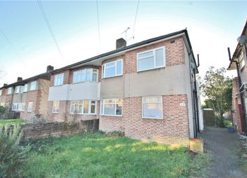 Thumbnail 2 bed maisonette for sale in Redfern Avenue, Whitton, Middlesex