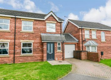 Thumbnail 3 bed semi-detached house for sale in Laurel Way, Scunthorpe