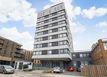 Thumbnail 1 bed flat for sale in Skyline Apartments, The Causeway, Worthing