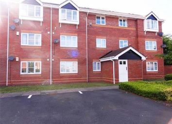 Thumbnail 2 bedroom flat for sale in Morville Croft, Bilston