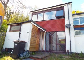 Thumbnail 3 bed end terrace house for sale in Markfield, Court Wood Lane, South Croydon, Surrey