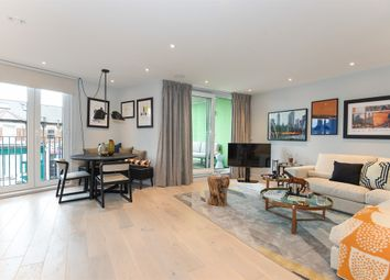 Thumbnail 2 bed flat for sale in Haydon Park Road, London