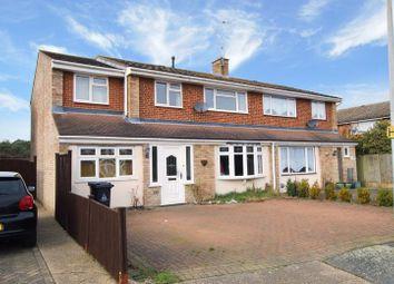 Thumbnail 5 bed semi-detached house for sale in Heywood Way, Heybridge, Maldon