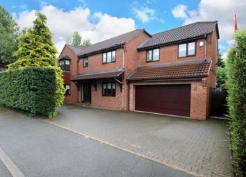 Thumbnail 4 bed detached house for sale in Lings Lane, Wickersley, Rotherham, South Yorkshire