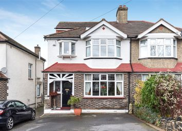 Thumbnail 4 bed semi-detached house for sale in The Avenue, West Wickham