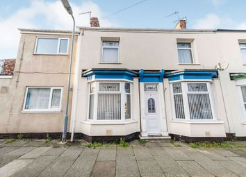 Thumbnail 2 bed end terrace house for sale in Bedford Street, Stockton-On-Tees