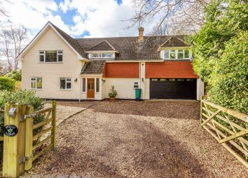 Thumbnail 5 bed detached house for sale in Durfold Wood, Plaistow, Billingshurst