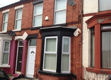 Thumbnail 2 bedroom property to rent in Colinton Street, Wavertree, Liverpool