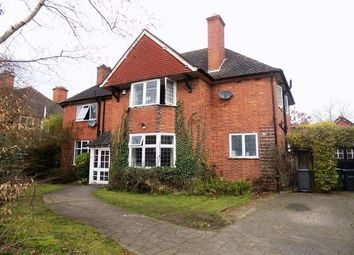 Thumbnail 5 bed detached house to rent in Oakfield Road, Selly Park, Birmingham