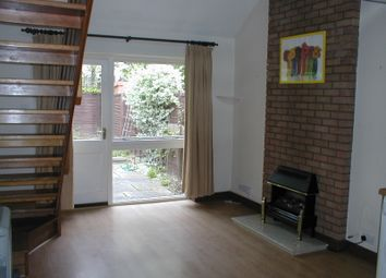 Thumbnail 1 bed terraced house to rent in Clover Close, Stratford-Upon-Avon