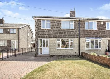 Thumbnail 3 bed semi-detached house for sale in Lansdowne Crescent, Darton, Barnsley