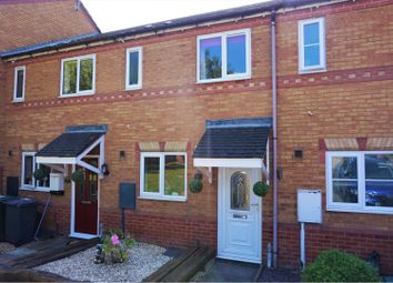 Thumbnail 2 bed town house for sale in Vicarage Gardens, Swadlincote