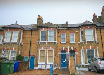 Thumbnail 1 bed flat to rent in Friern Road, London