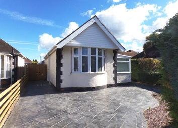 Thumbnail 2 bed bungalow for sale in Derwen Drive, Rhyl, Denbighshire, North Wales