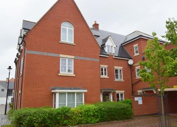 Thumbnail 2 bed flat for sale in Sloeberry Road, Ipswich